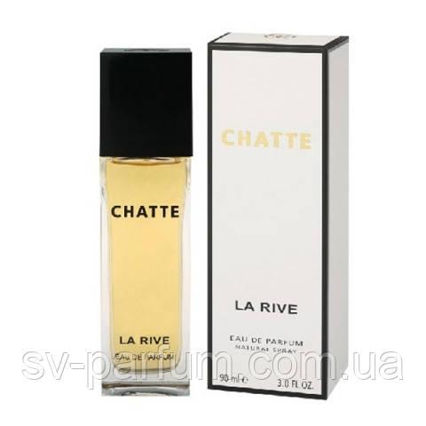 Парфюмированная вода женская La Rive Сhatte 90ml