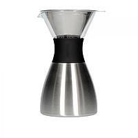 Пуровер Asobu Pour Over 1,18 л PO300 Silver/Black