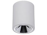 LED накладной потолочный светильник направленного света IP20, Световые технологии OKKO S 38 WH 3000K [1235000650], фото 1