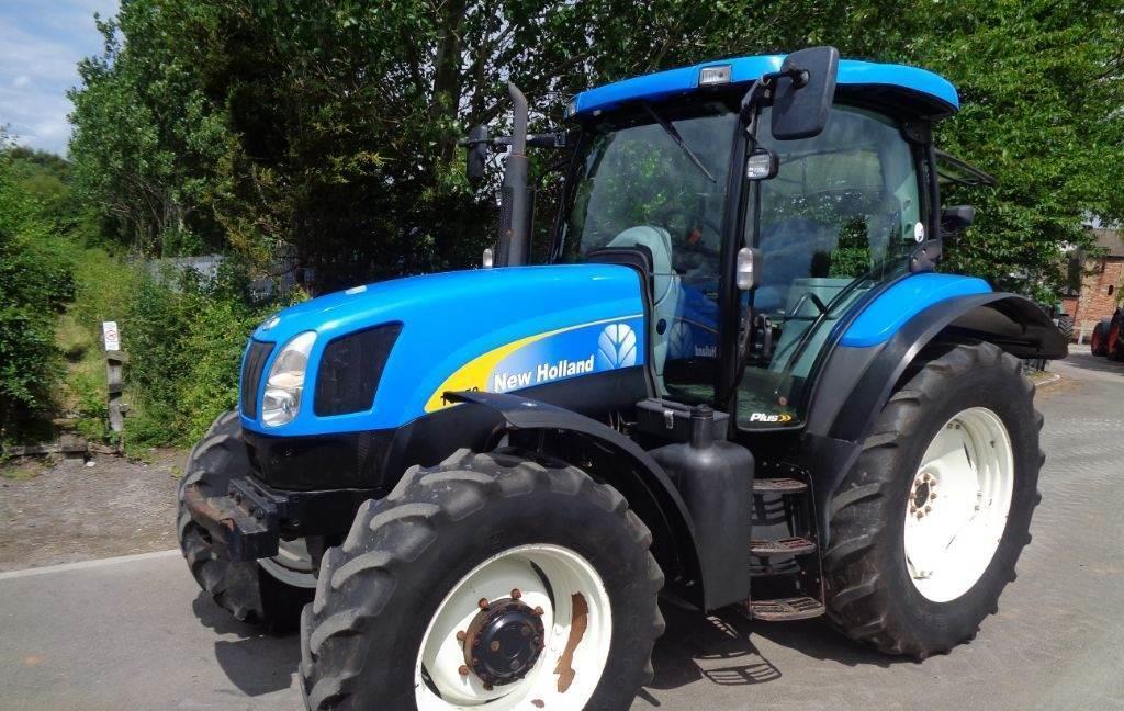 Трактор New Holland T 60501, 2008 г.в.