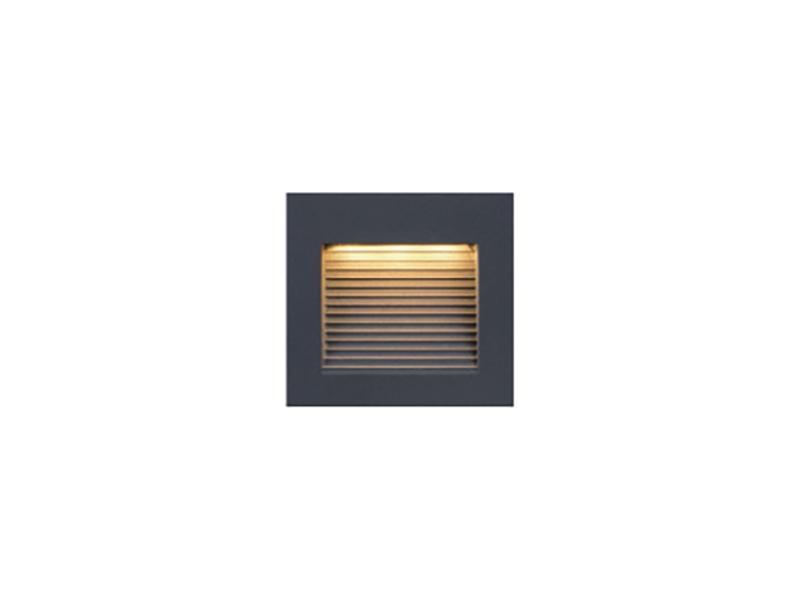 LED светильники встраиваемые в стену IP65, Световые технологии DECA LED 2 3000K [1100500010]