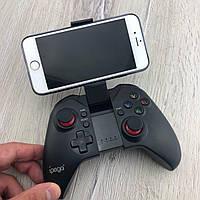 Джойстик Ipega PG-9037 беспроводной геймпад bluetooth для Android,IOS,PC gamepad телефона планшета Пк черный