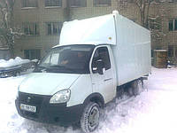 Спойлера (обтекатели) для грузовых автомобилей