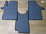 Передние коврики на Volkswagen Transporter T5 '03-15. Автоковрики EVA