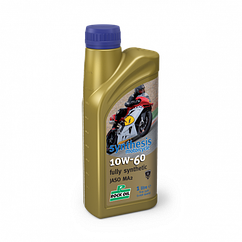 Масло моторное ROCK OIL Synthesis Motorcycle 10W60, 1L