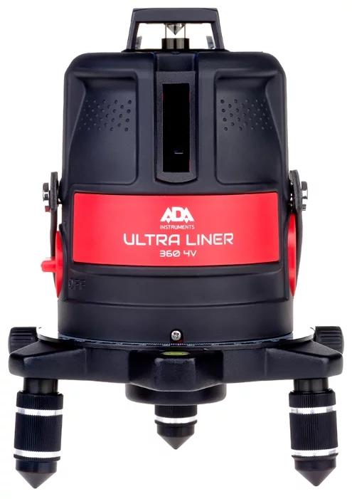 Лазерный нивелир ADA Ultraliner 4V (A00469)