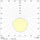 LED встраиваемый светильник IP20, Световые технологии SOLIS 07 3000K [1505000030], фото 2