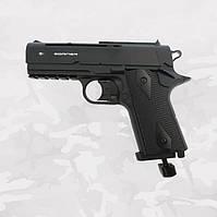 Пневматический пистолет Borner WS 401 газобаллонный CO2, фото 1