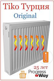 Стальные радиаторы TiKO Турция