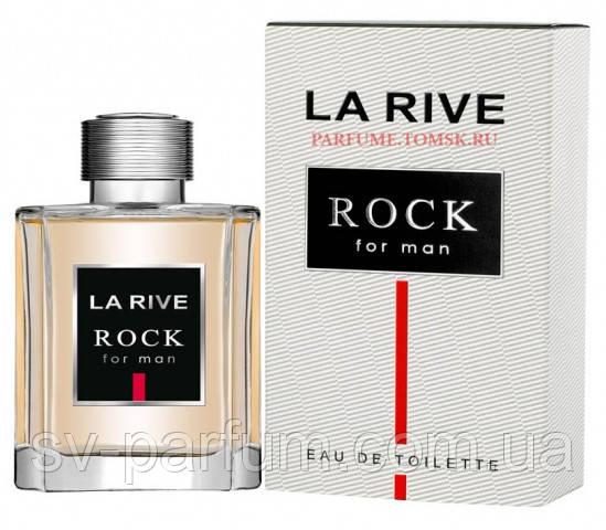 Туалетная вода мужская La Rive Rock 100ml