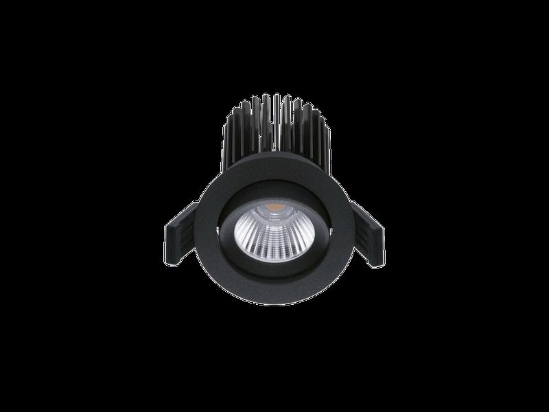 LED встраиваемый светильник IP20, Световые технологии EOS 18 BL D45 4000К [1693000620]