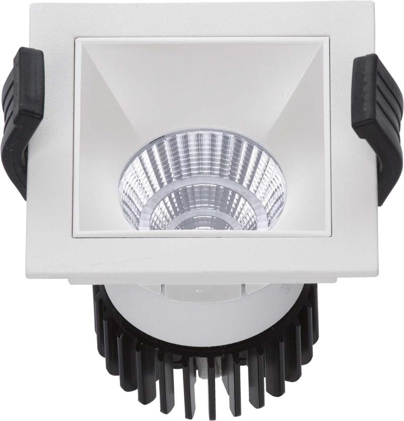 LED встраиваемый светильник IP20, Световые технологии SOON 07 WH/WH D45 3000K [1442000010]