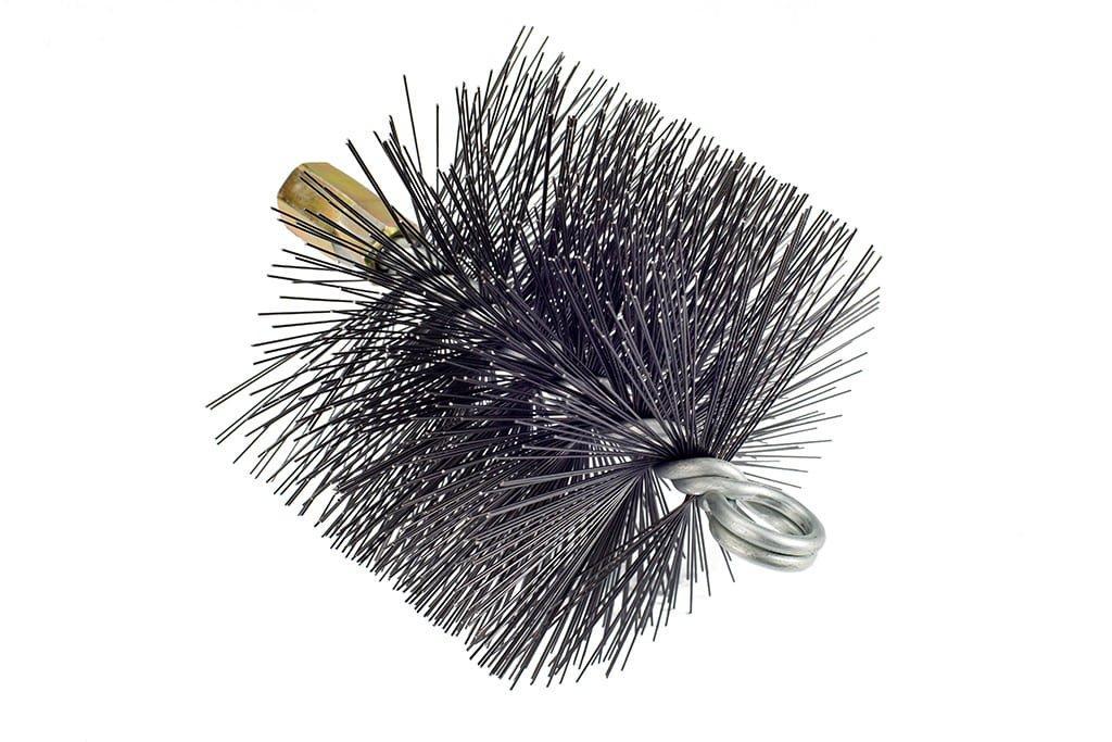 Щітка (йорж) металева для чищення димоходу Savent 120 мм