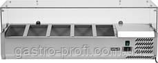 Витрина холодильная настольная 5хGN 1/4 YatoGastro YG-05320