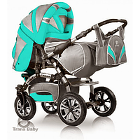 Коляска-трансформер Trans baby Prado Lux  39/x99