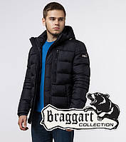 Braggart Dress Code 31610 | Теплая мужская куртка черная, фото 1