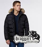 Braggart Dress Code 45610 | Мужская утепленная куртка черная, фото 1
