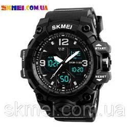 Мужские часы Skmei 1155 (Black)
