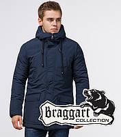 Braggart Dress Code 36640 | Мужская зимняя парка синяя, фото 1