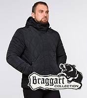 Braggart Dress Code 19121 | Зимняя куртка на меху графит, фото 1