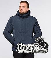 Braggart Dress Code 19121   Куртка мужская на зиму светло-синяя, фото 1