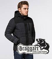 Braggart Dress Code 30538   Стеганая зимняя куртка графит, фото 1