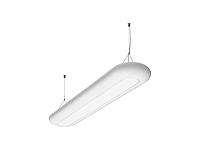 LED подвесной светильник с рассеивателем из полиэтилена IP40, Световые технологии PHANTOM LED 70 3000K [1246000020], фото 1
