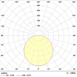 LED светильники IP65, Световые технологии CD LED 27 4000K [1134000020], фото 2
