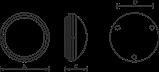LED светильники IP65, Световые технологии CD LED 27 4000K [1134000020], фото 3