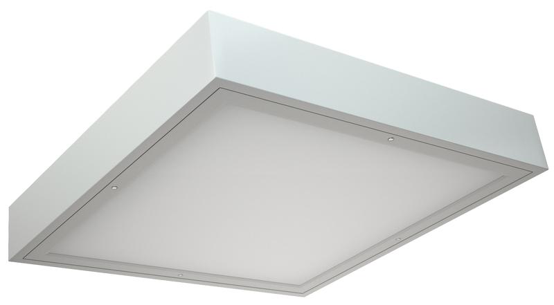 LED светильники IP54, Световые технологии OWP ECO LED 595 IP54/IP54 EM 4000K mat [1372000230]