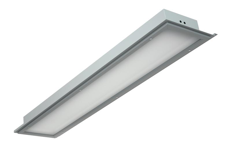 LED светильники для реечного потолка IP54, Световые технологии ALD UNI LED 600 4000K [1050000010]