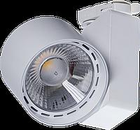 LED Трековый светильник IP20, Световые технологии TIDY T 33 WH D15 4000K [1444000060], фото 1