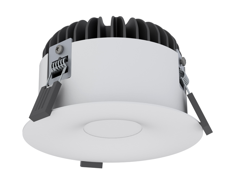 LED светильники IP20, Световые технологии DL POWER LED MINI 17 D80 4000K [1170001880]