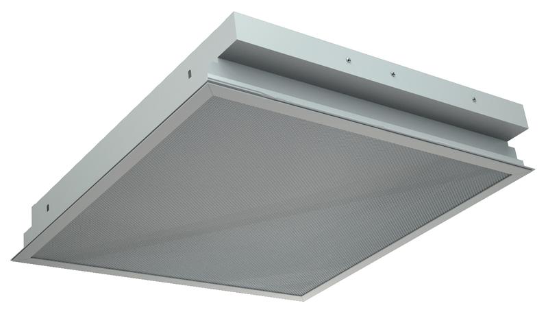 LED светильники для потолка IP20, Световые технологии OPL/R ECO LED 595 EM 4000K GRILIATO [1028000560]