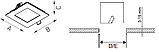 LED встраиваемый светильник IP54, Световые технологии ACQUA S 06 WH 4000K [1596000210], фото 3