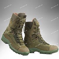 Берцы демисезонные / военная, тактическая обувь GROM (оливковый)