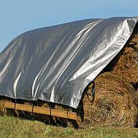 Тарпаулин пологи для сена, накрытие сена, укрытие скирд