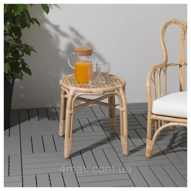 Столы и кресла в сад и на балкон