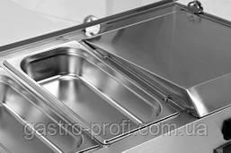 Вітрина холодильна настільна 6хGN 1/3 YatoGastro YG-05330, фото 2
