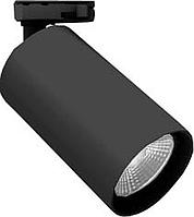 LED Трековый светильник IP20, Световые технологии TILE T 18 BL D45 3000K [1445000150], фото 1
