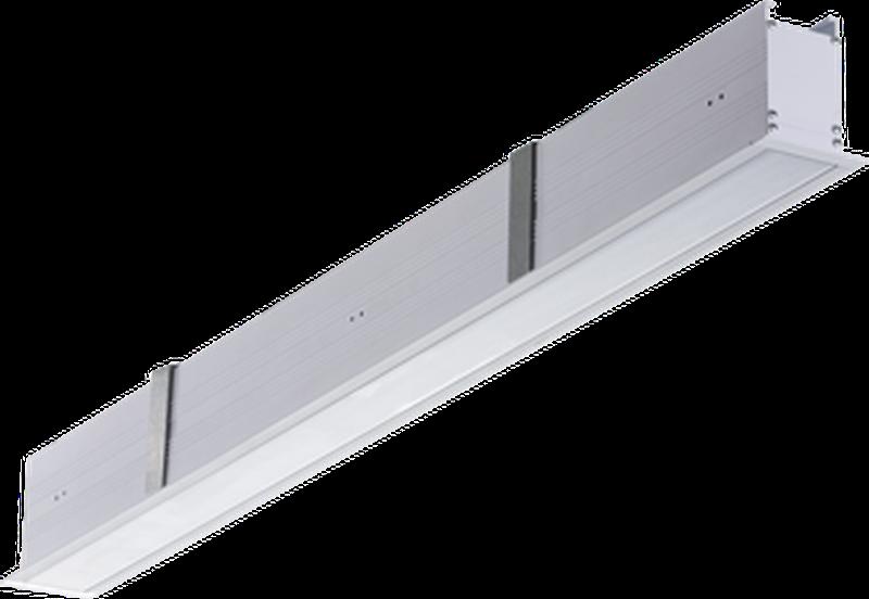 LED встраиваемые световые линии IP20, Световые технологии LINER/R DR LED 600 TH W 4000K [1474000490]