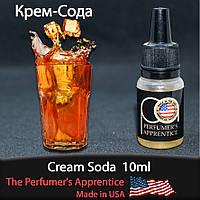 Ароматизатор TPA (TFA) Cream Soda (Крем-Сода) 10мл