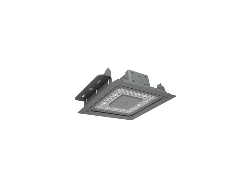 LED встраиваемые светильники IP66, Световые технологии INSEL LB/R LED 80 D65 5000K [1332000460]