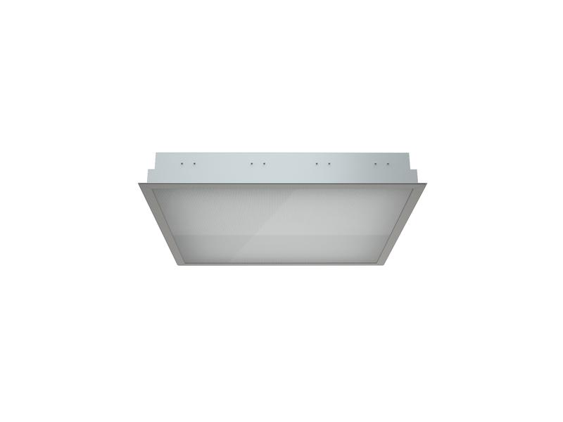 LED светильники с призматическим рассеивателем IP20, Световые технологии PRS/R ECO LED 595 HFD EM 4000K [1032000600]