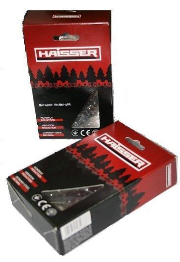 """Ланцюг HAISSER 21FCH64 (64 ланки, паз 1,5мм (0,58""""""""), крок 0,325"""""""")"""