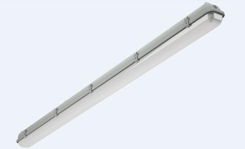 LED светильники c узким корпусом IP65, Световые технологии ARCTIC.OPL ECO LED 1200 TH 5000K [1088000010]