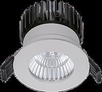 LED встраиваемый светильник IP20, Световые технологии QUO 07 WH D45 3000K [1507000370], фото 1