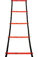 Тренировочная лестница координационная для бега SECO 12 ступеней 6 м, фото 1