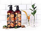 Кондиционер для волос минералами Мертвого моря и аргановым маслом DeadSea Collection Argan Mineral Conditioner, фото 2