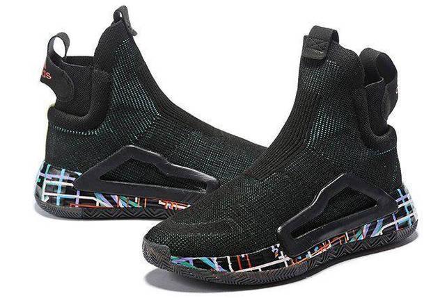 Кроссовки Мужские Adidas N3XT L3V3L BLACK, фото 2